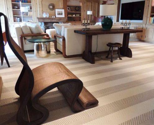 luxury chalet carpet