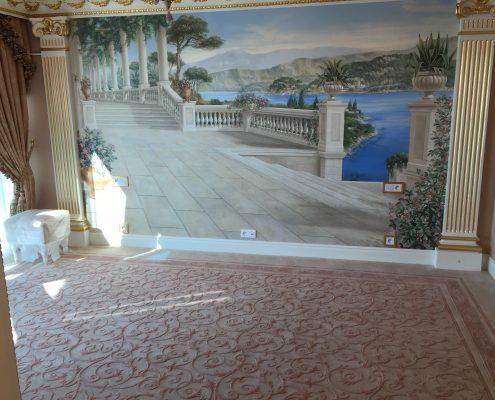 Luxury Bespoke Carpet in Monaco